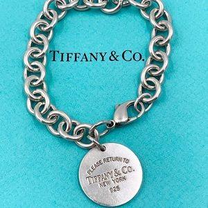 Authentic Tiffany & co return to Tiffany bracelet